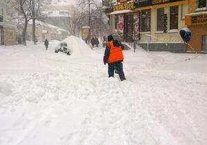 непогода - движение в Киеве - Транспортники продолжают работать в усиленном режиме для обеспечения движения - Мининфраструктуры
