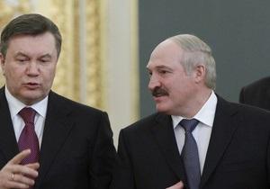 Лукашенко: Украине Господь велел быть вместе с Россией и Беларусью