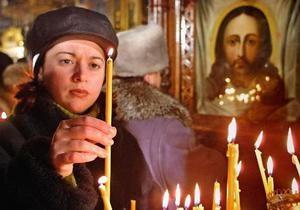 Сегодня православные верующие празднуют Рождество