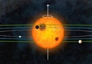 Астрономы нашли собрата Солнечной системы