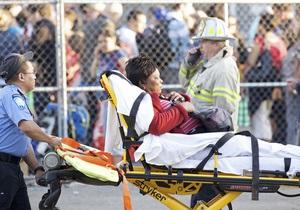 Число пострадавших при столкновении поездов в США превысило 70 человек