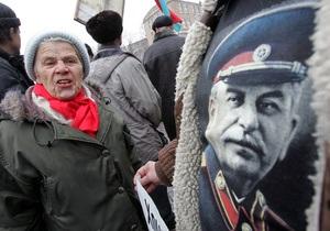 В Запорожье к 9 мая установят трехметровый памятник Сталину