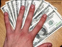 В Киеве чиновник попался на взятке в $25 тысяч