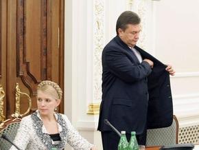 Тимошенко заявила, что Янукович кинул страну