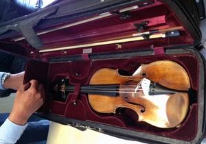 Лондонская полиция нашла украденную скрипку Страдивари стоимостью $1,8 млн