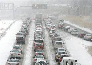 Жертвами снегопадов в США стали 16 человек