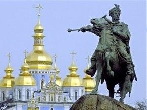 Памятник Богдану Хмельницкому обовьют плющом