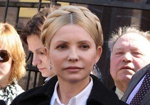 ГПУ: Тимошенко опять сорвала следственные действия