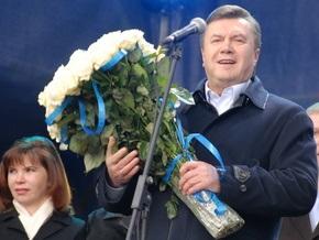 Донецкие однопартийцы единогласно поддержали Януковича на пути к президентству