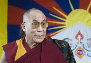 Китай потребовал от США отменить встречу Обамы с Далай-ламой