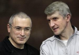 Адвокаты Ходорковского подали жалобу на приговор в Верховный суд РФ