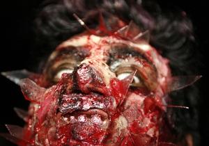 Фотогалерея: Страшнее некуда. Мир отпраздновал Хэллоуин-2012