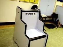 Британских заключенных будут досматривать электронные кресла