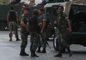 Армия Ливана взяла под контроль ситуацию в Триполи