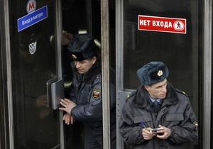 Движение поездов по линии московского метро, где произошли теракты, восстановлено