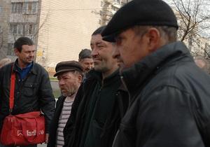 В Запорожье на одно рабочее место претендуют пять безработных