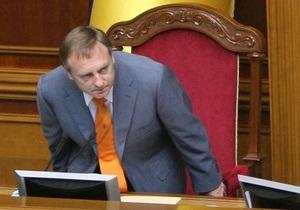 Рада рассмотрела вопрос о госбюджете-2010, но не приняла никакого решения