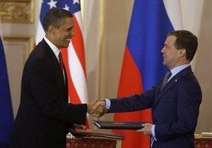 Медведев внес на ратификацию в Госдуму договор по СНВ