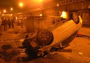 Крупная авария парализовала движение на плотине ДнепроГЭС