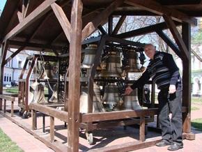 В Софии Киевской установят уникальные колокола