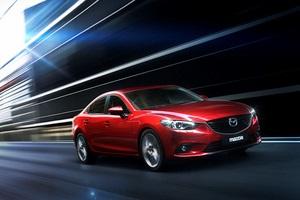 Новая Mazda6 уже в салонах дилерской сети!