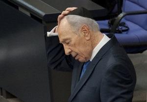 Президент Израиля считает Иран угрозой всему миру
