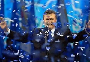 РИА Новости: Точка в  оранжевом  проекте. Мировые лидеры признали Януковича