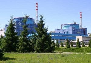 Украина намерена за 20 лет увеличить мощности атомных станций в 2,5 раза