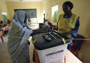 Стали известны первые итоги референдума о независимости Южного Судана