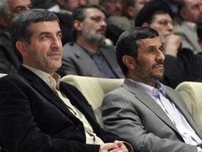 Ахмадинежад уволил первого вице-премьера