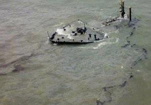В Одесской области 3 км пляжной зоны загрязнены нефтепродуктами