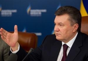Янукович: Попытки политизировать дело Тимошенко наносят вред расследованию