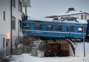 Новости Швеции - странные новости: Шведская уборщица, врезавшаяся на поезде в дом, готовится стать машинистом локомотива