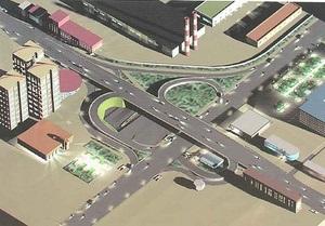 Шулявский путепровод в Киеве начнут реконструировать в 2012 году