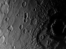 Ученые: На Меркурии идет железный снег