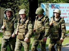 Грузия отрицает факт переговоров с Россией о выдаче бежавшего солдата