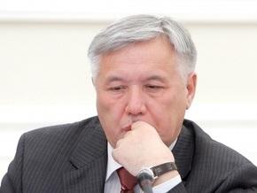 В Раду внесли проект постановления об увольнении Еханурова