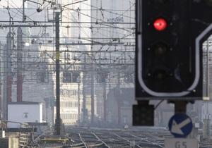 В Бельгии из-за забастовки на сутки парализовано ж/д сообщение с Парижем и Лондоном