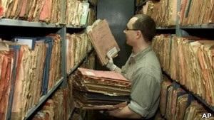 Архивы Штази: величайшая головоломка в истории