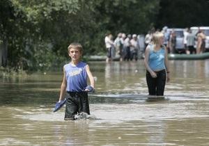 Глобальное потепление: на западе Украины участятся наводнения, на востоке и юге - засухи