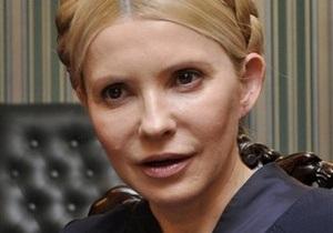 НГ: Москва может реанимировать дело Тимошенко