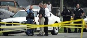 В Вашингтоне несколько улиц оцеплено из-за угрозы теракта