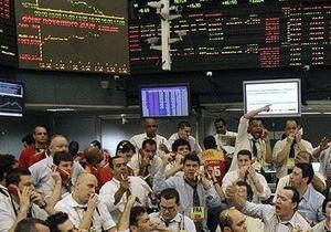 Акции снижаются вслед за мировыми тенденциями