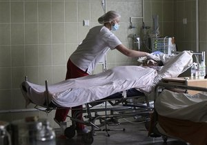 В Запорожской области резко выросла смертность от гриппа