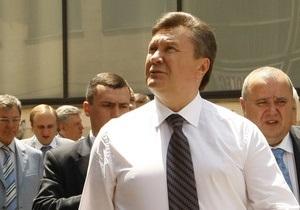 УМ: Янукович готовит банкет в  шатре под Киевом