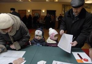 В Одессе на избирательном участке родилась тройня
