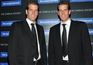 Братья-близнецы снова подали иск против Facebook