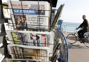 СМИ: Сенатор от правящей партии Франции отказался от покупки газеты Le Parisien