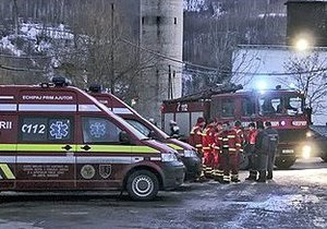 В Румынии при взрыве на угольной шахте погибли пять человек