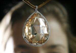 В Южной Африке обнаружен белый алмаз весом 185 каратов